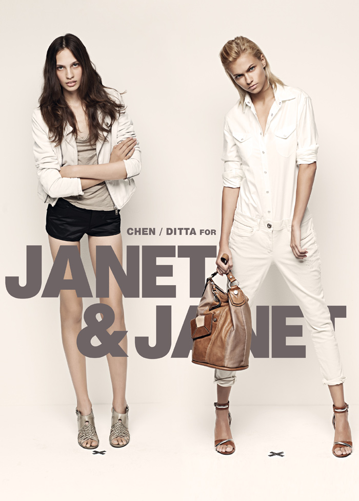 logo Janet &amp; Janet
