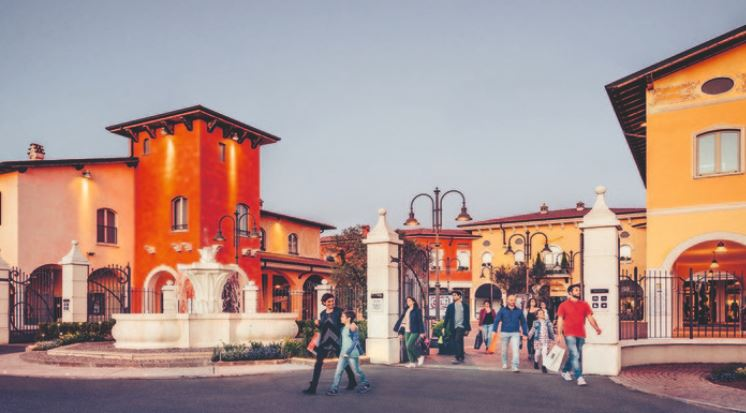 mantova outlet village in-outlet